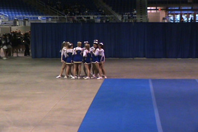 Oregon Elite Saturday Feb 5, 2011 1 week before STATE 1st Place , 1 point away from being Grand Champs - Way To Go Newberg !
