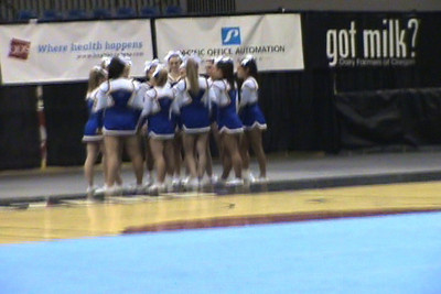 Newberg places 2nd at STATE :-)  2011 2nd 2010 2nd 2009 3rd  Can't ask for better than that !   Nobody knows but us what our program is - knowing what the girls do and then compete is AMAZING !  WAY TO GO NEWBERG !