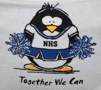 NHS Varsity Cheer State Practice Dec 1, 2010