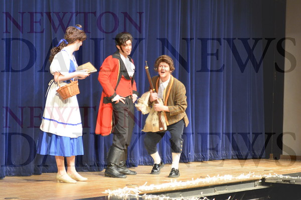 NHS Production of Beauty and the Beast March 2017