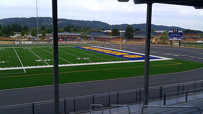 Newberg High - August 2012