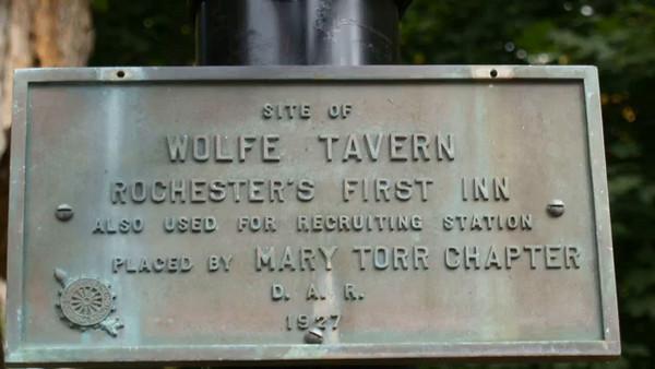 Wolfe Tavern