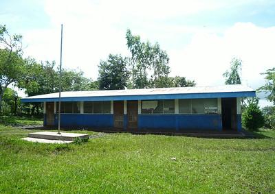 Installations- Potrero Platanal, Boaco
