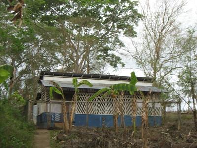 Site Visits- San Fernando, Solentiname