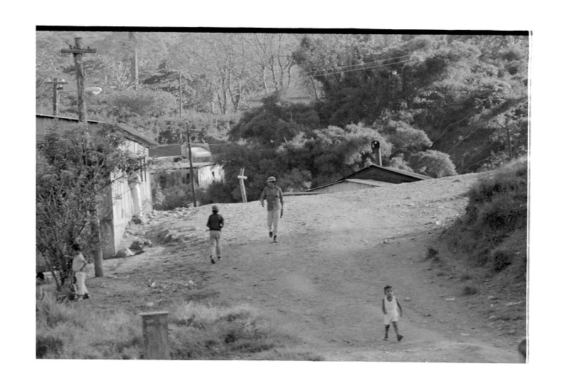 Afternoon on the Coffee Cooperative, Matagalpa, Nicaragua 1987