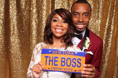 NICOLE & DEVIN'S WEDDING 9-9-18