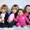 Violet, Annabelle, Madeleine Melcher with Graci Locke