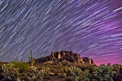 DESERT STAR TRAILS