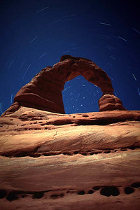 Delicate Arch _ North Star