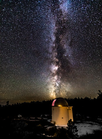 EYE ON THE SKY--- One of the larger telescopes of the Pine Mountain Observatory near Bend, Oregon looks skyward into the world beyond our reach.  This is a great place to visit.  The observatory operated by the University of Oregon provides excellent programs during the summer months.  #nightsky #stars #nightscape #nightskape #starrynight #nightscaper #stargazing   #nightphotography #longexposure #galaxy  #milkywaygalaxy #nightscapes #starrysky #thestars #milkyway #astrophoto #astrography #starphotography #starscape #starrynight #cascadiaexplored     #1859oregon  #thisisbend #backyardbend #thebestofbend #jj_oregon #sourceweekly   #WeAreBend  #inCentralOregon #centraloregon_igers