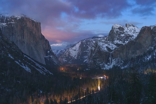 YOSEMITE NIGHTS