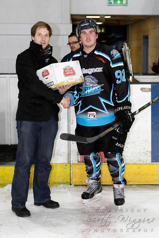 NIHL Coventry Blaze v Solway Sharks