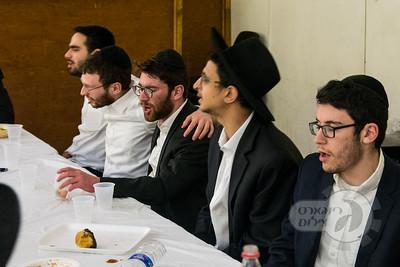 Lag Baomer mesiba with Rabbi Shraga Neuberger