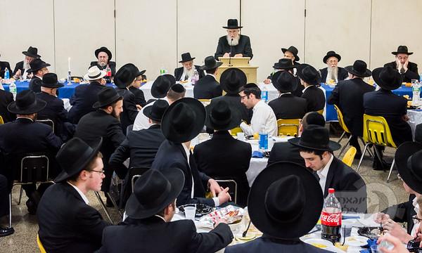 Rav Ruderman 29th Yahrtzeit Siyum