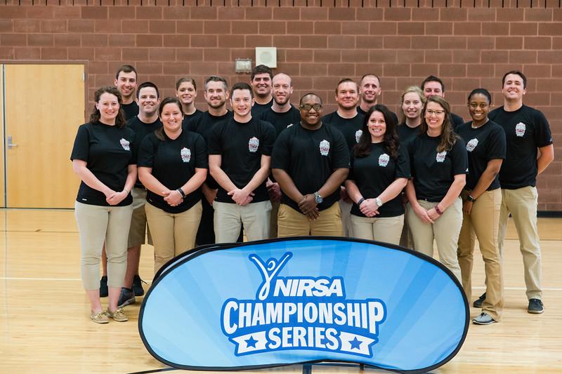 NIRSA Staff photos at the RPAC 2017