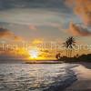 Sunrise on Nisbet Plantation Beach