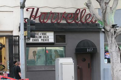 HARVELLE'S SANTA MONICA • 03.20.13