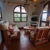 Casa Fantasia living area.