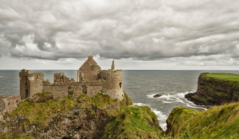 ΒΟΡ. ΙΡΛΑΝΔΙΑ. Tο κάστρο Dunluce