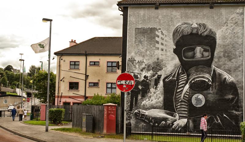 ΒΟΡ. ΙΡΛΑΝΔΙΑ. Derry (Londonderry)