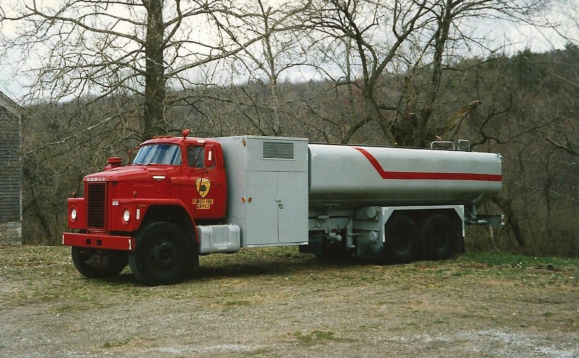 A62    1975    Dodge Fuel tanker      Airoflex Air Base