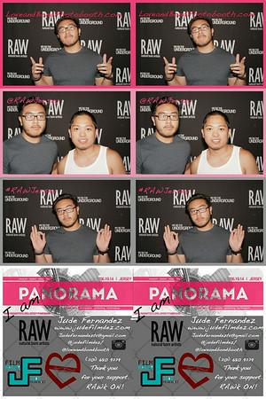 NJ RAW Artist - Panorama