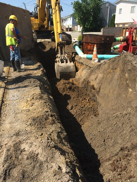 Berkeley Township Sewerage Authority Drinking Water Project