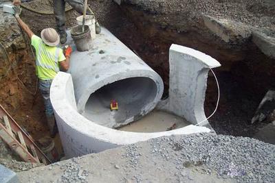 Califon Borough Clean Water Project