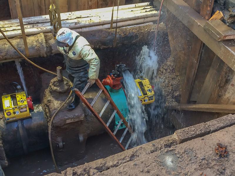 Jersey City Municipal Utilities Authority Drinking Water Project