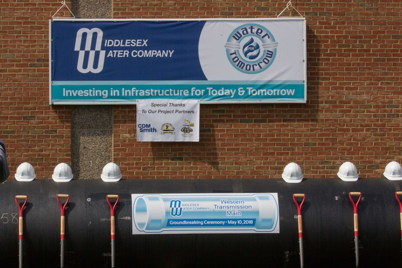 Middlesex Water Company Drinking Water Project