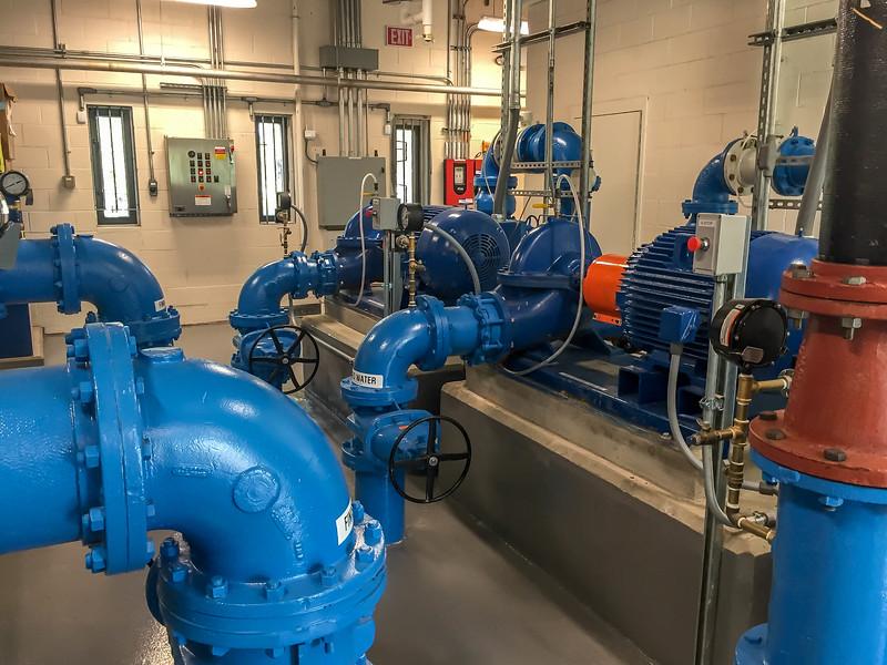 NJ American Water Drinking Water Project