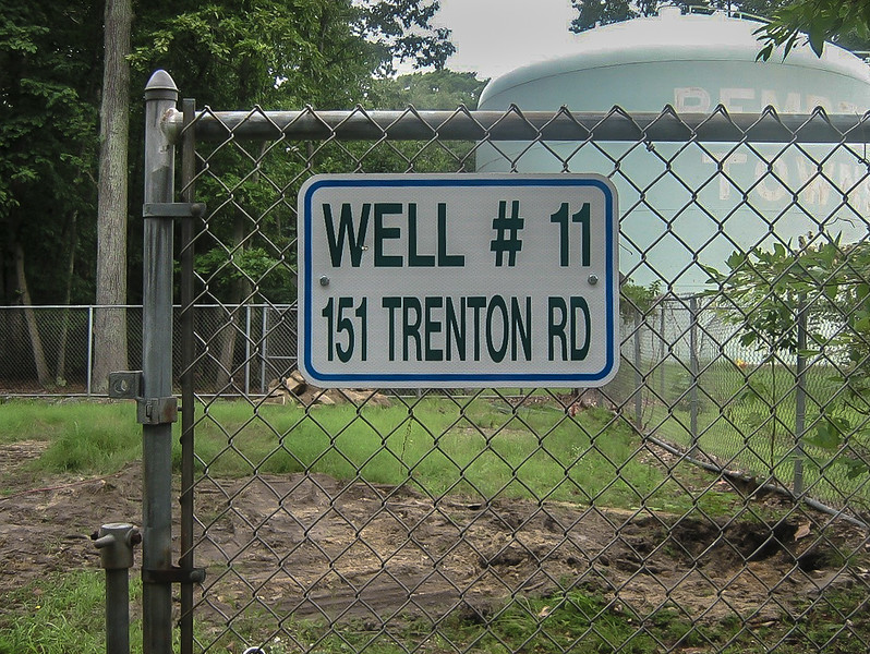 Pemberton Township Drinking Water Project