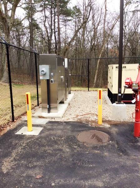 Pine Hill Municipal Utilities Authority Clean Water Project