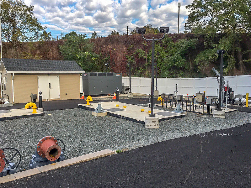 Rockaway Valley Regional Sewerage Authority Clean Water Project