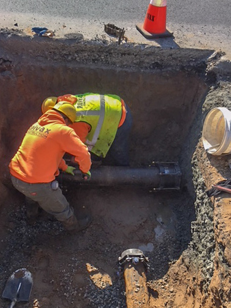 Saddle Brook Township Drinking Water Project