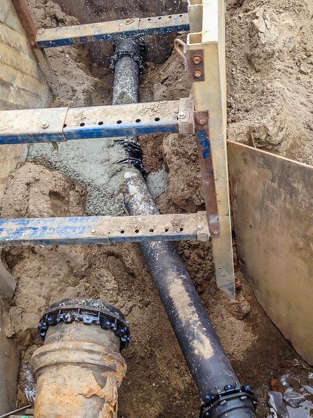 South Monmouth Regional Sewerage Authority Clean Water Project