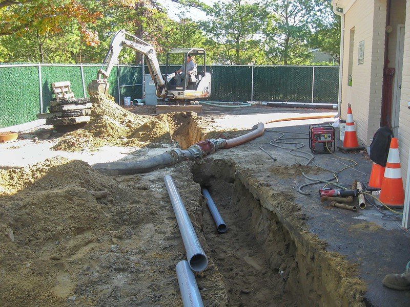 Toms River Municipal Utilities Authority Clean Water Project