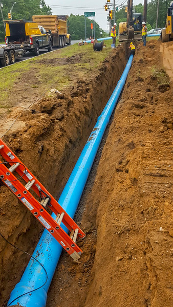 Wall Township Drinking Water Project