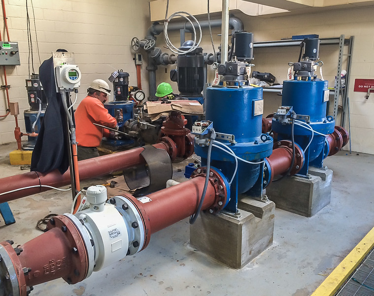 Wanaque Valley Regional Sewerage Authority Clean Water Project