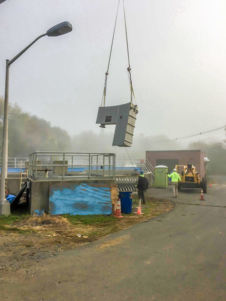 Warren Township Sewer Authority Clean Water Project