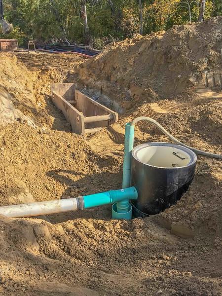 Washington Township Municipal Utilities Authority Clean Water Project