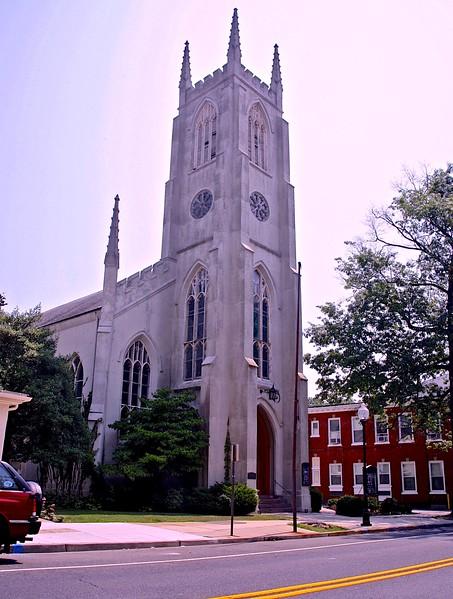 Saint Andrew's Episcopal Church Mount Holly, NJ