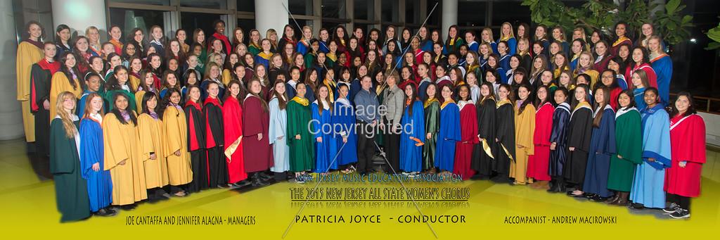 36x12 womens chorus GDVH5130