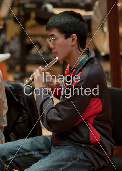 NJMEA 2012 All-State Symphonic Band; CHORUS; Wind Ensemble.
