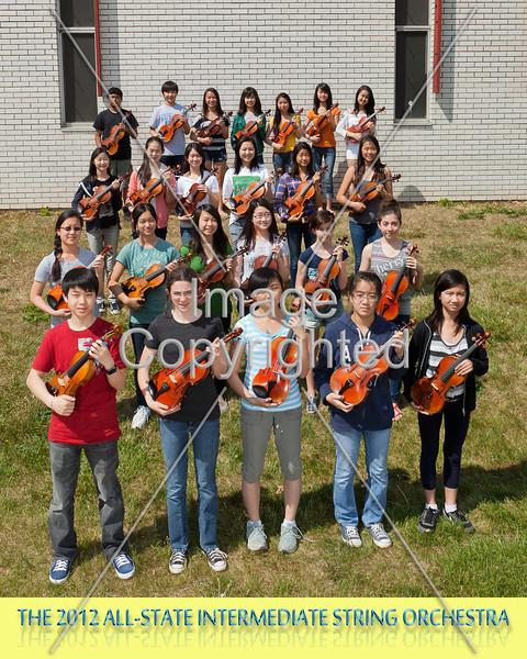 NJMEA - Intermediate String Orchestra!