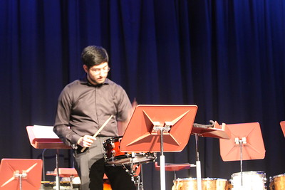 2016 1 May Percussion Ensemble Concert