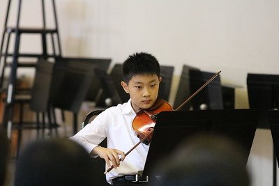 2017 Orchestral Camp Chamber Concert