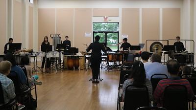2018 10 June Percussion Concert