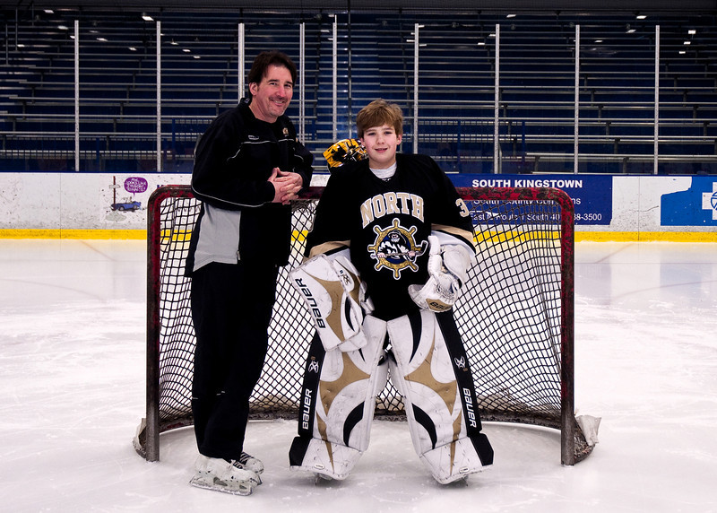 Coach and Goalie