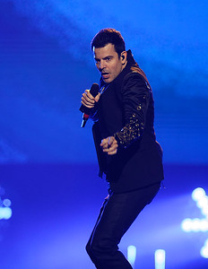 New Kids On The Block  live at The Palace on 6-29-2017. Photo credit: Ken Settle